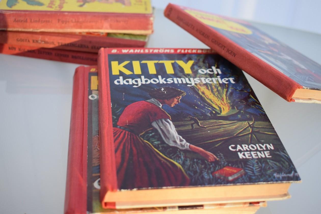 Kitty och dagboksmysteriet av Carolyn Keene