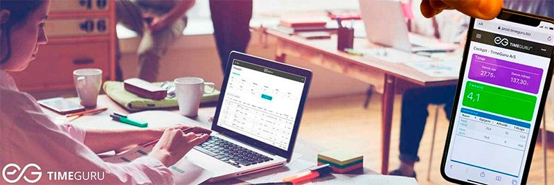 Time Tracking for Payroll, Projects and Invoices