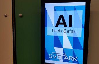 Svepark - Tech Safari - AI