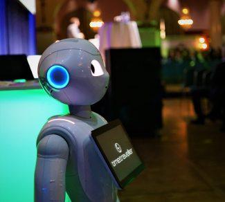 Roboten Markus - Time Traveller