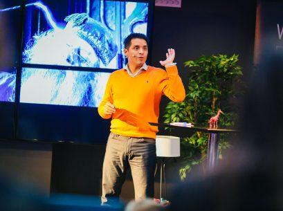 Tomas Bendz - VD på Time Traveller - Föreläser om Virtual Reality