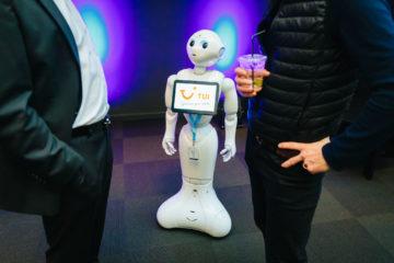 Robot - TUI