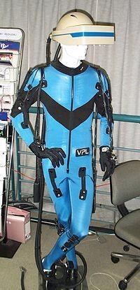 Motion capture suit - Time Traveller