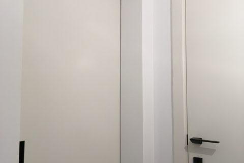 8 gelakte binnendeur detail