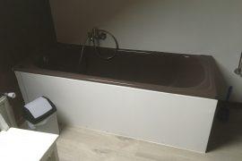 Afwerking badkamer