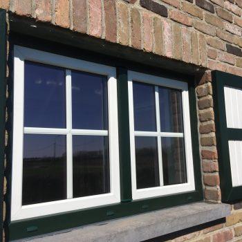 vervangen van raam in pvc
