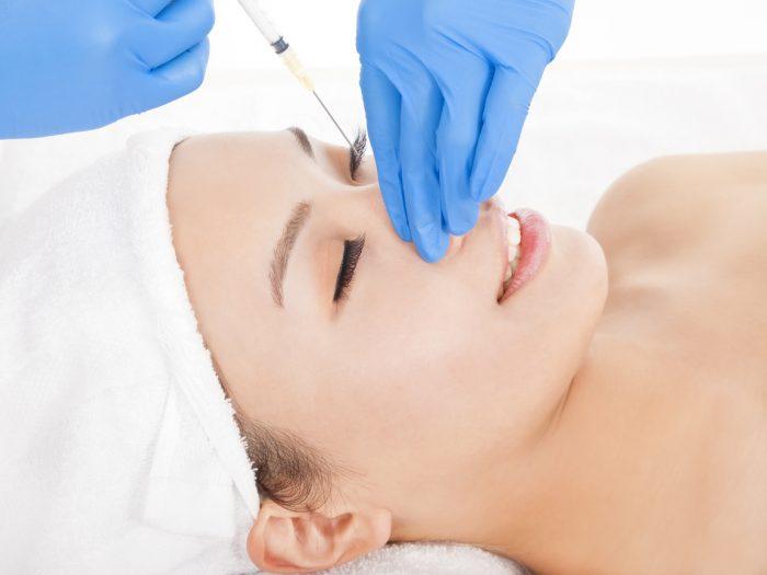 Botox mot näsrynkor