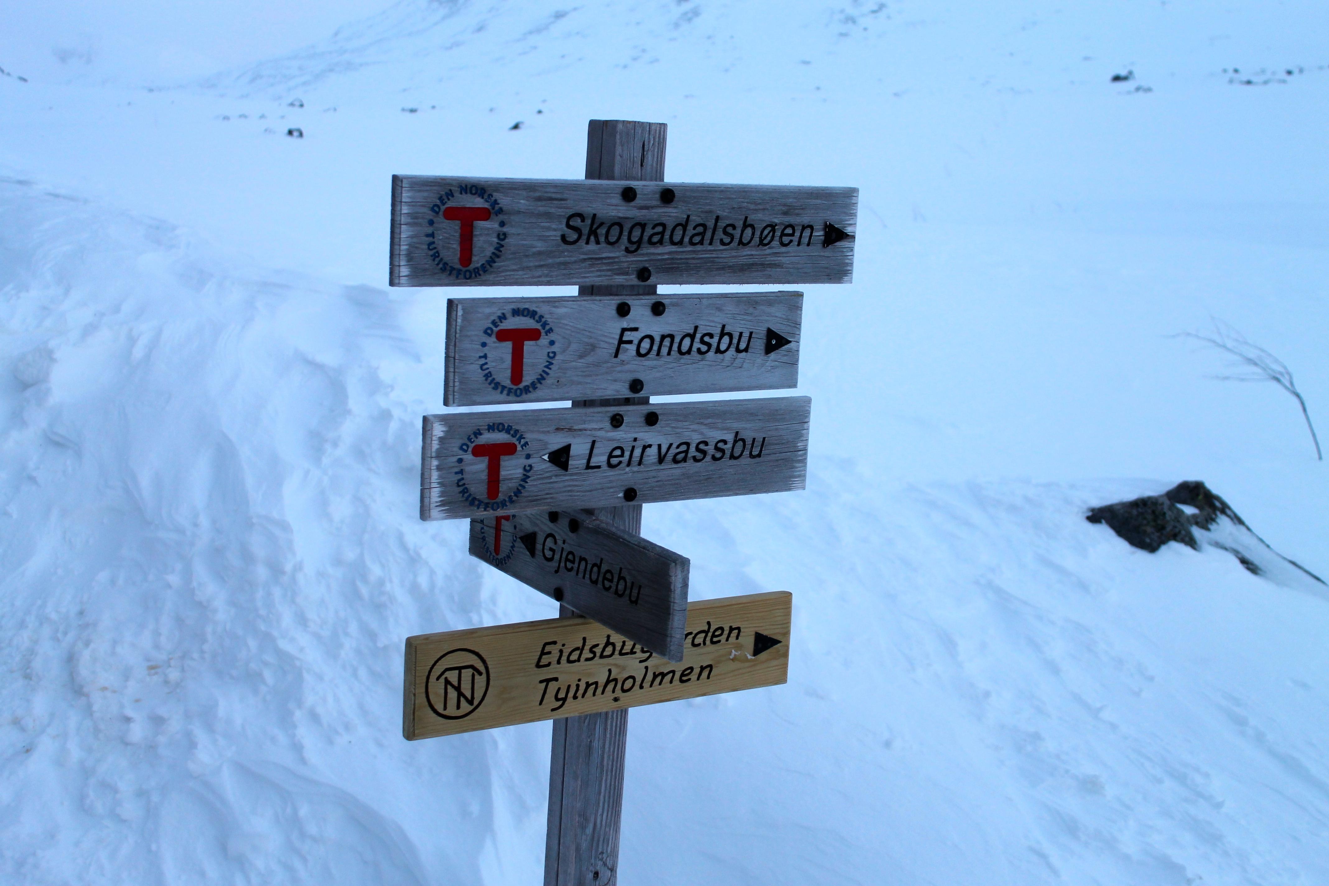 Olavbu ligger sentralt mellom kjente hytter i Jotunheimen.