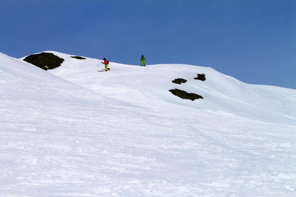 Torefjell er en utmerket topptur med ski.