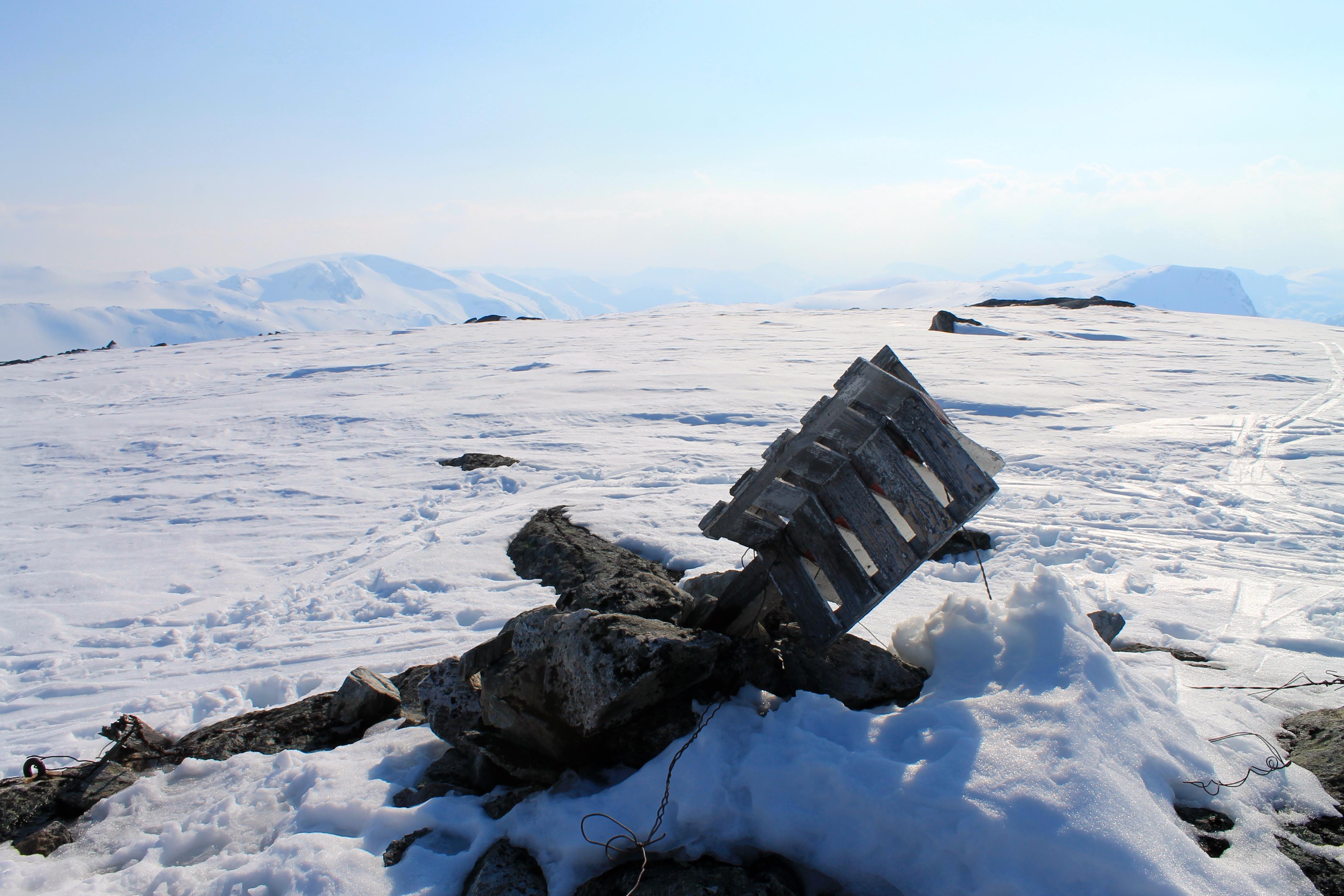 Langvasseggi på Strynefjellet er en lett tilgjenglig topptur.