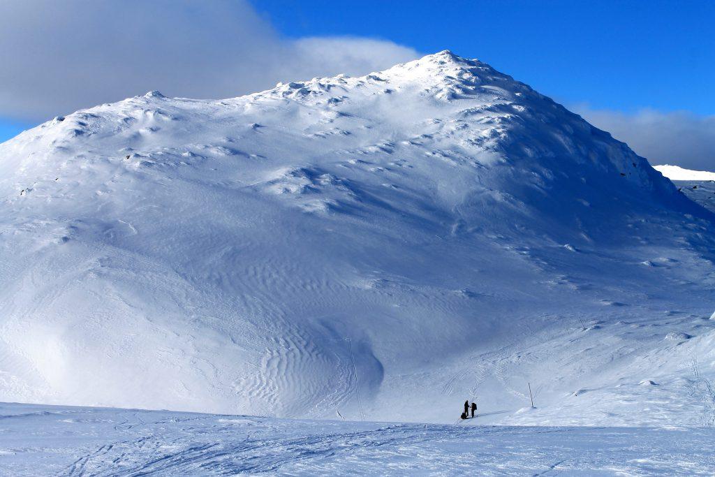 Gråfjell er den høyeste toppen på Norefjell og en lettgått tur.