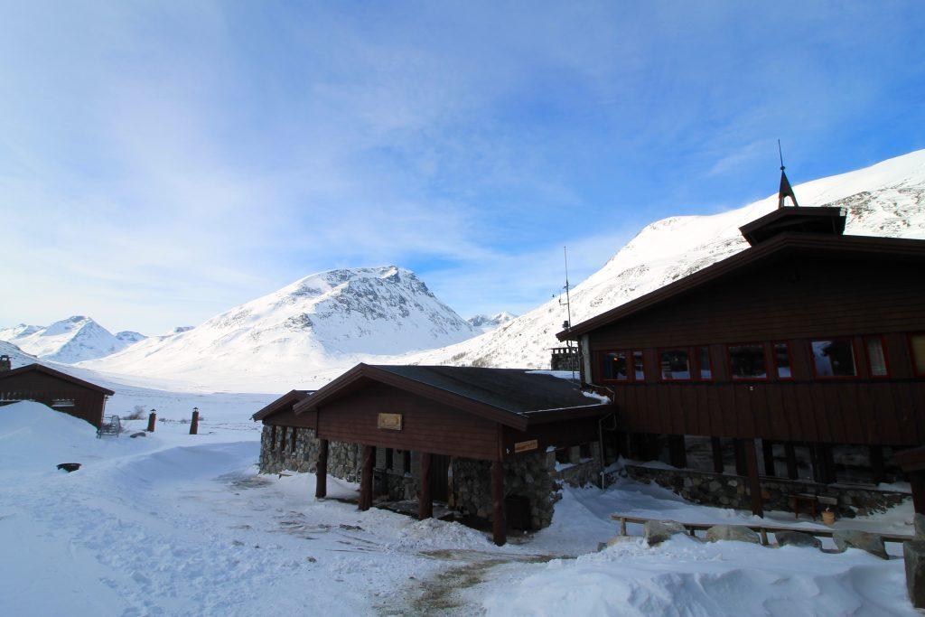 Spiterstulen er et flott utgangspunkt for turen opp Hellstugubrean.