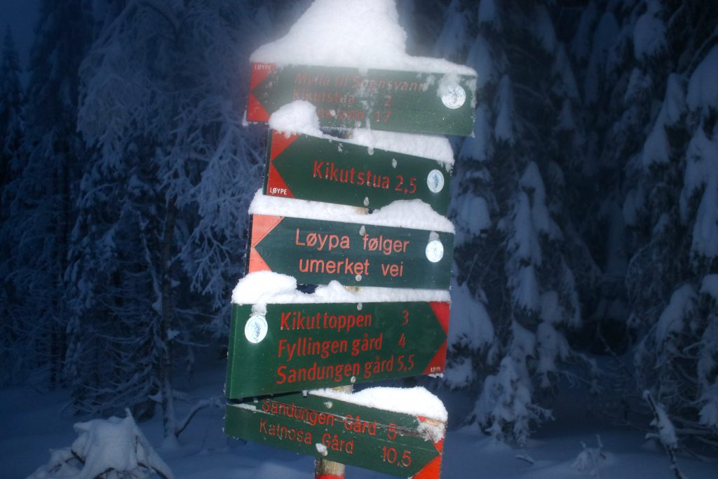 Det er et enormt nettverk av skiløyper i Nordmarka og et uendelig antall kombinasjoner av turer.