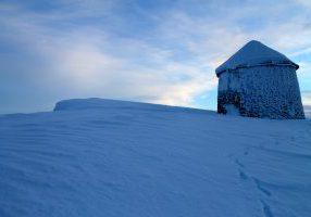 Skålatårnet i Stryn.