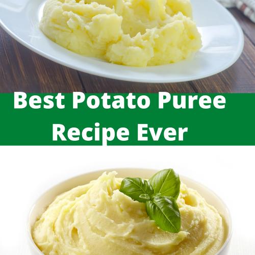 Potato Puree Recipe