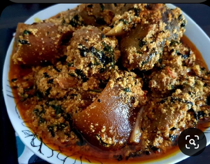 Egusi Soup How To Make Perfect Party Egusi Soup Tinuolasblog