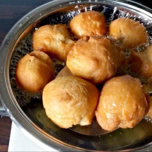 Nigerian Buns recipe