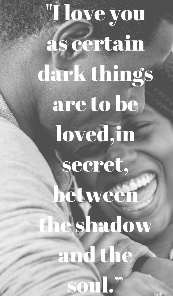 Romantic love quotes for him