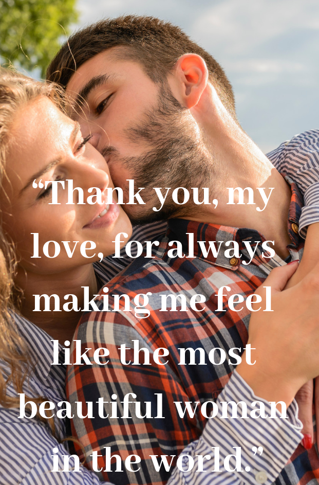 For romantic husband messages love Heart Touching