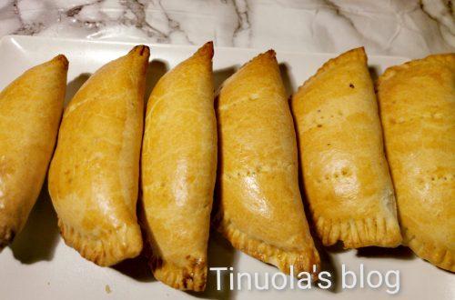 Nigerian Meat pie