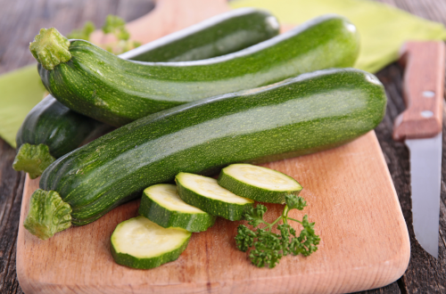 Benefits of zucchini