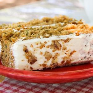healthy carrots cake recipe