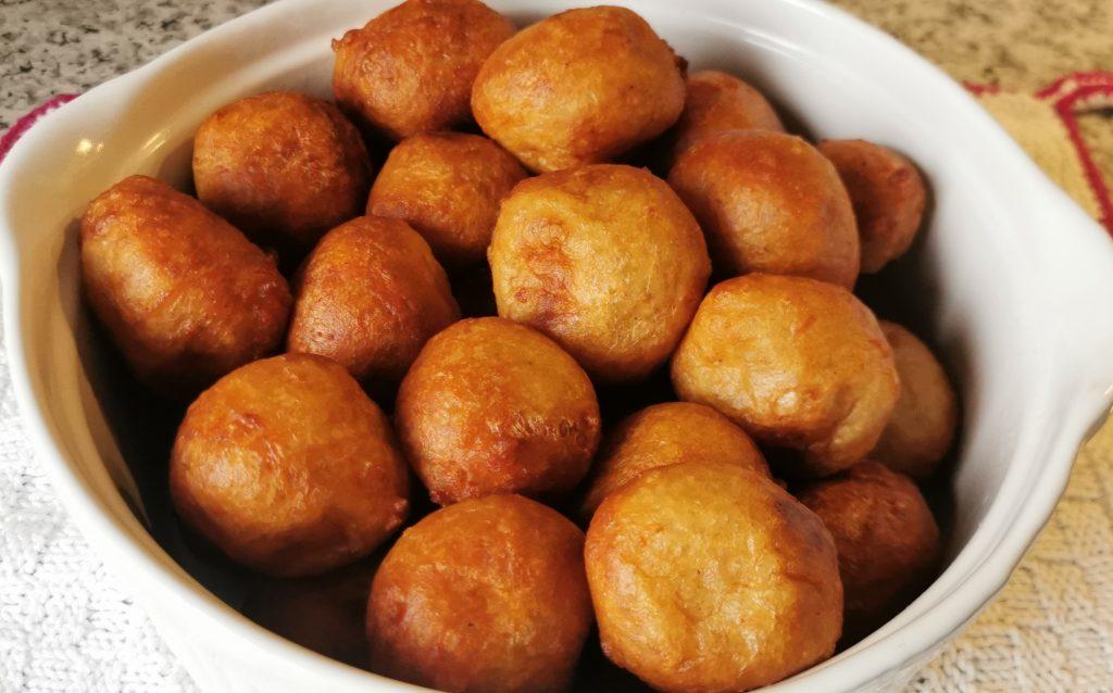 coconut puff-puff