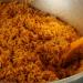 Nigerian party Jollof Rice