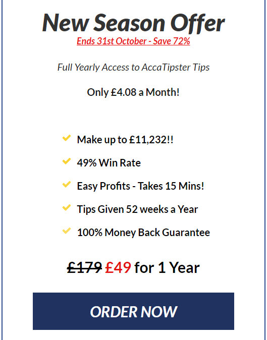 acca tipster season offer
