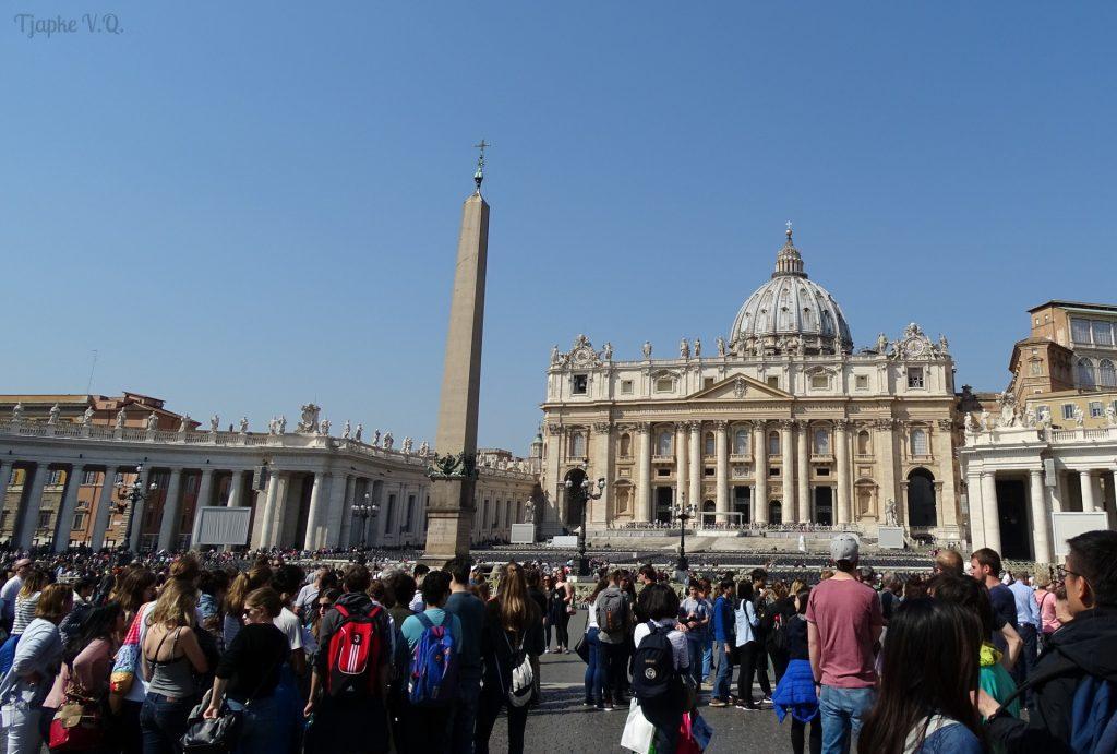 massatoerisme Vaticaan