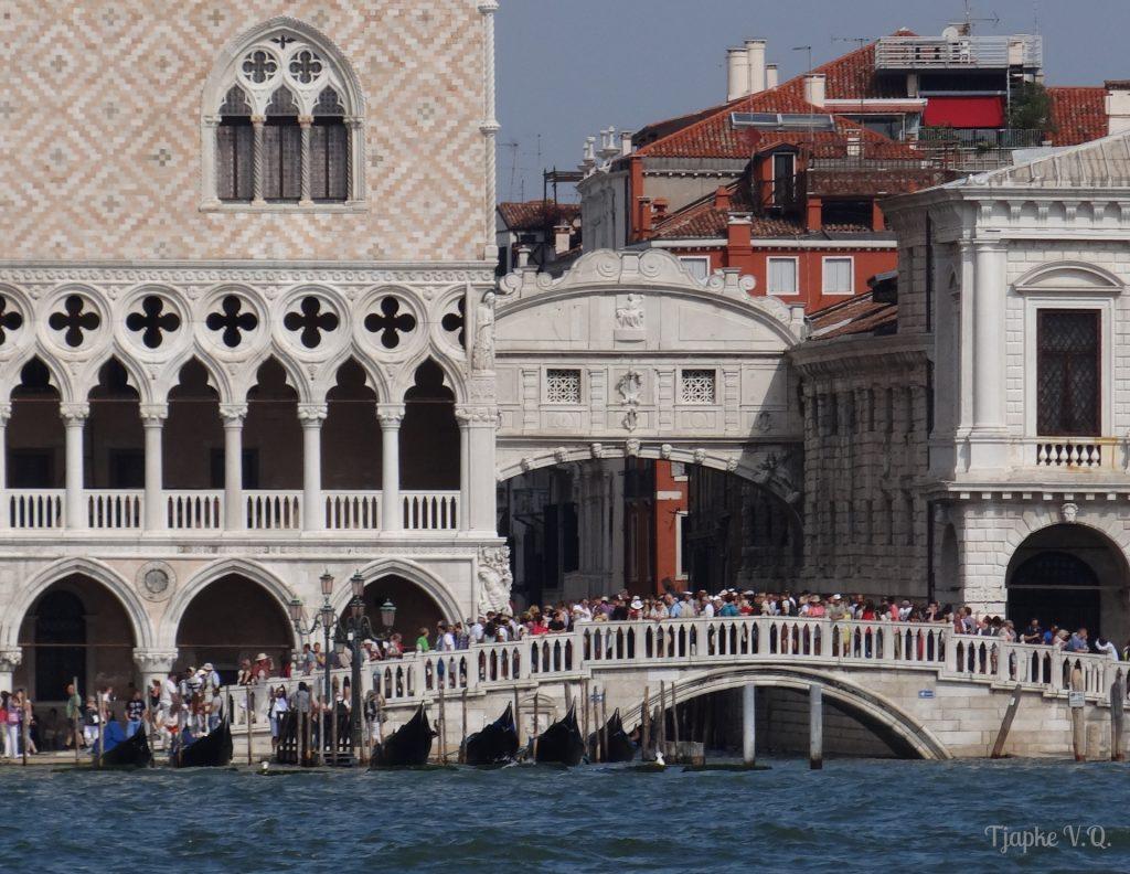 massatoerisme Venetië