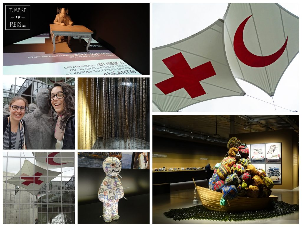 museum Rode Kruis Genève