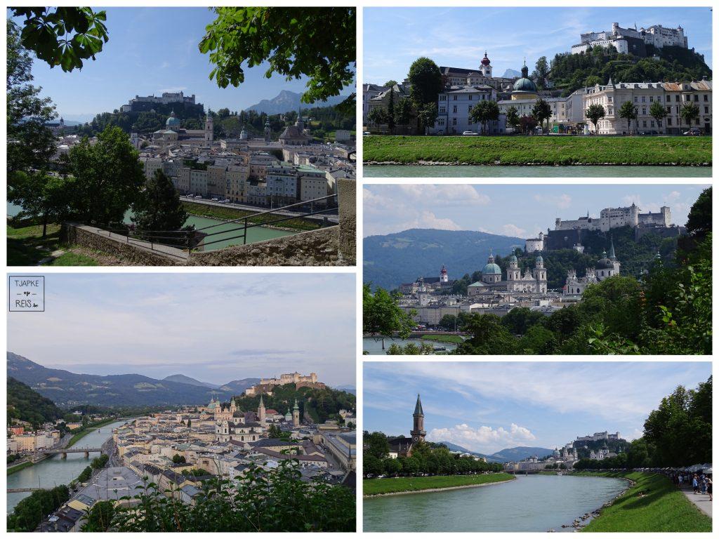 uitzichten Salzburg