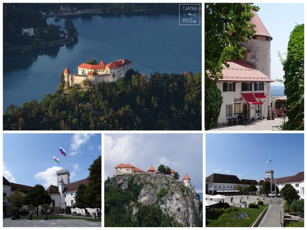 Kastelen in Slovenië