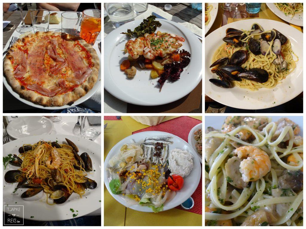 eten Venetië