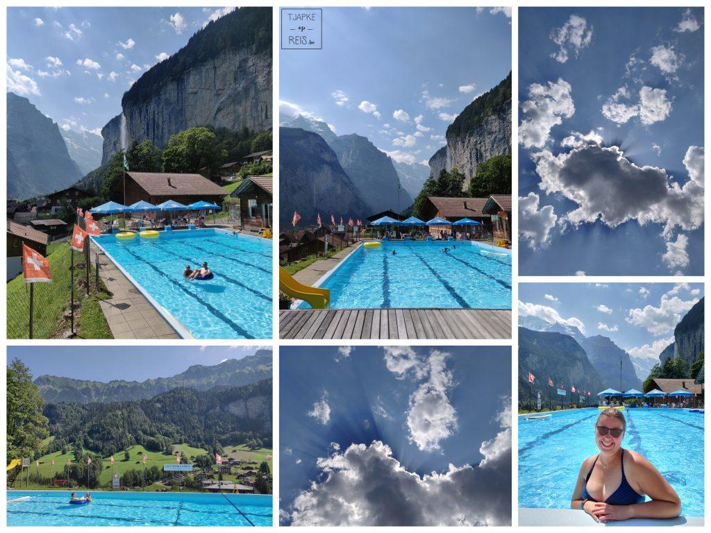 zwembad Lauterbrunnen