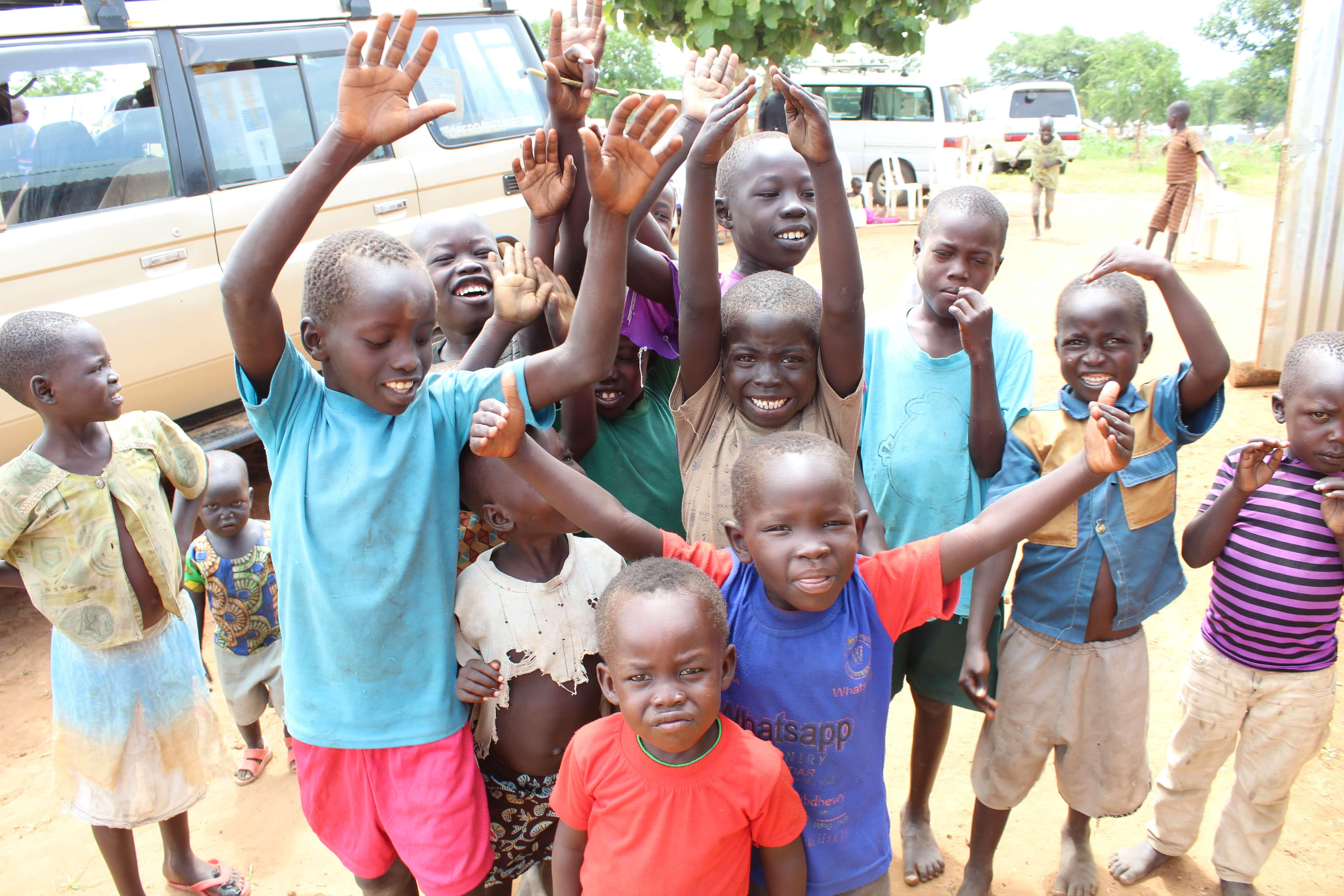 Uganda – Evangelium till flyktingar