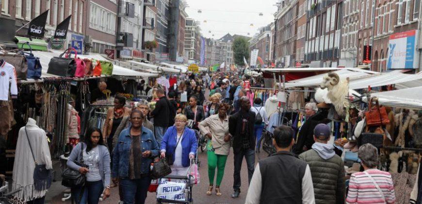 AMSTERDAM Albert Cuypstraat