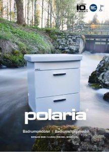 Polaria badrumsmöbler katalog 2020
