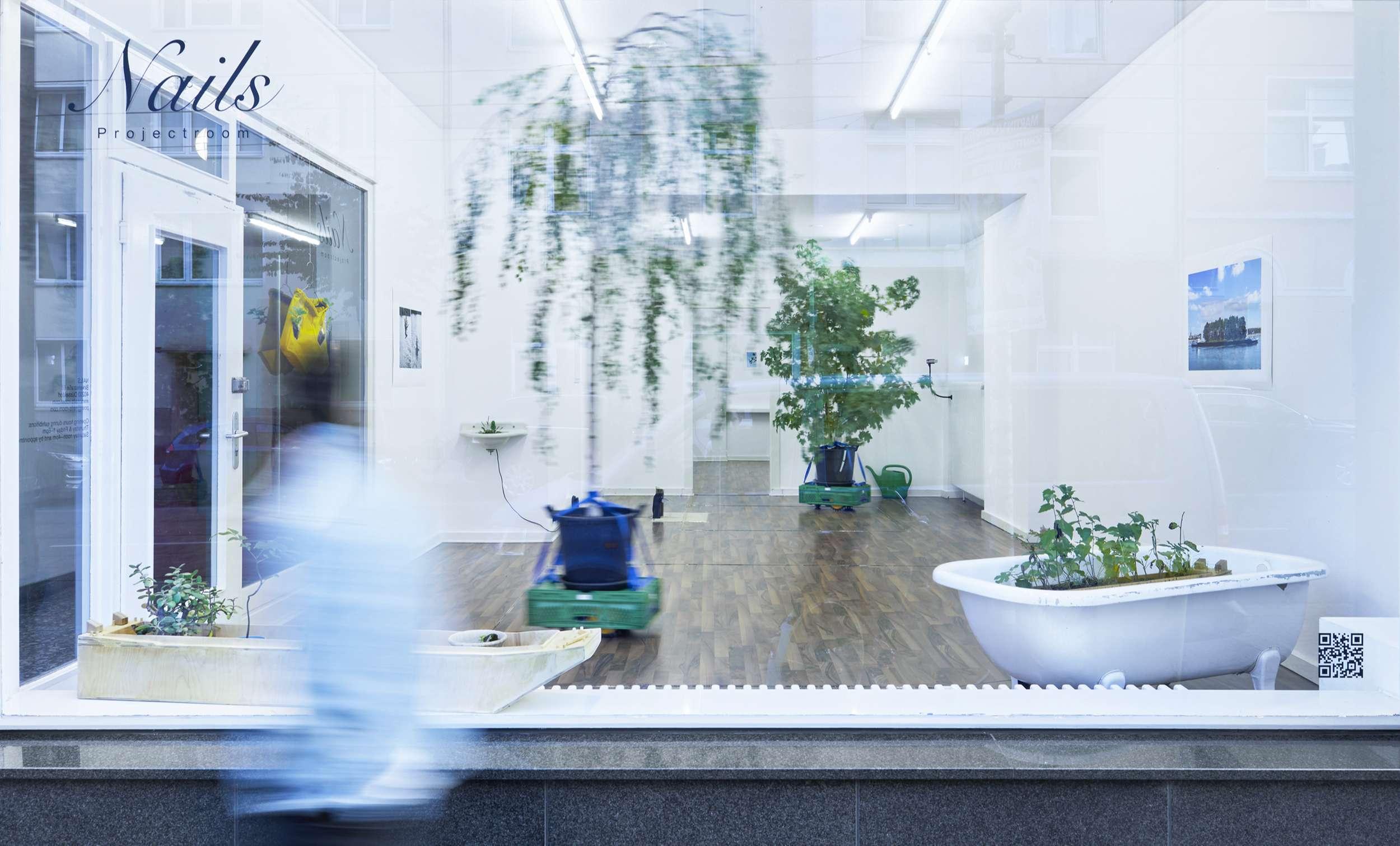 Jukai-Ryokō, exhibition view, 2020, photo: Kai Werner Schmidt