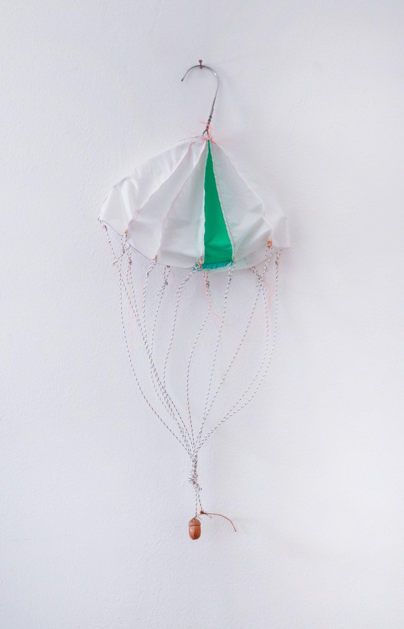 Flug-Eichel, Crone-Edition, Galerie Crone Berlin, 2020