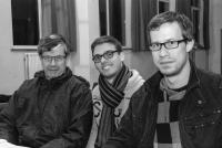 Paul, Seppe, Bert