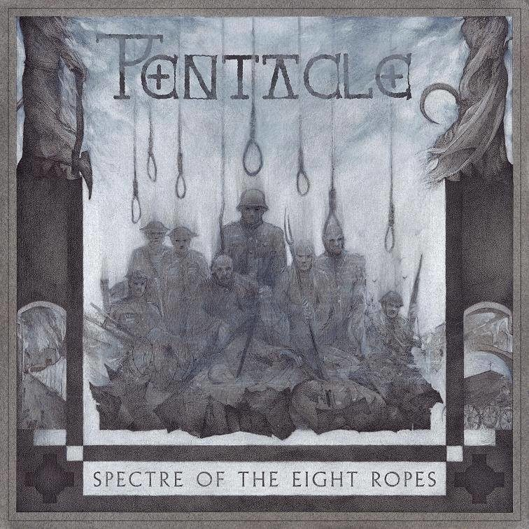 Spectre of the Eight Ropes by Pentacle - Album Artwork