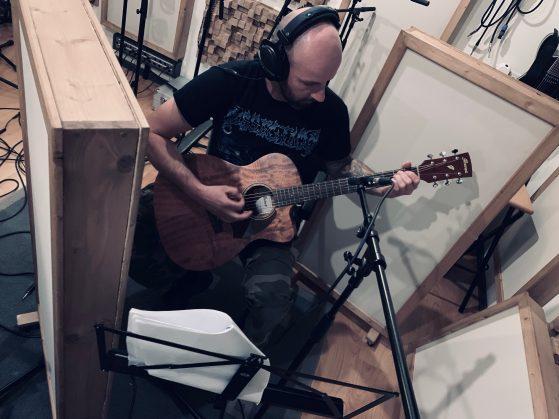 Mass Deception at Toneshed Recording Studio