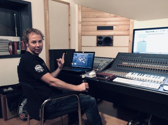 Martyrium at Toneshed Recording Studio