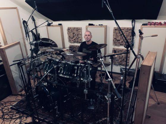 Pentacle at Toneshed Recording Studio