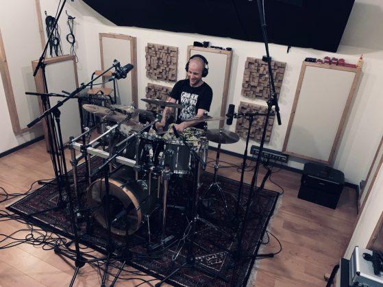 Collision at Toneshed Recording Studio