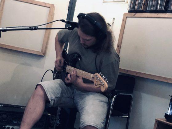 Noah's Orc at Toneshed Recording Studio