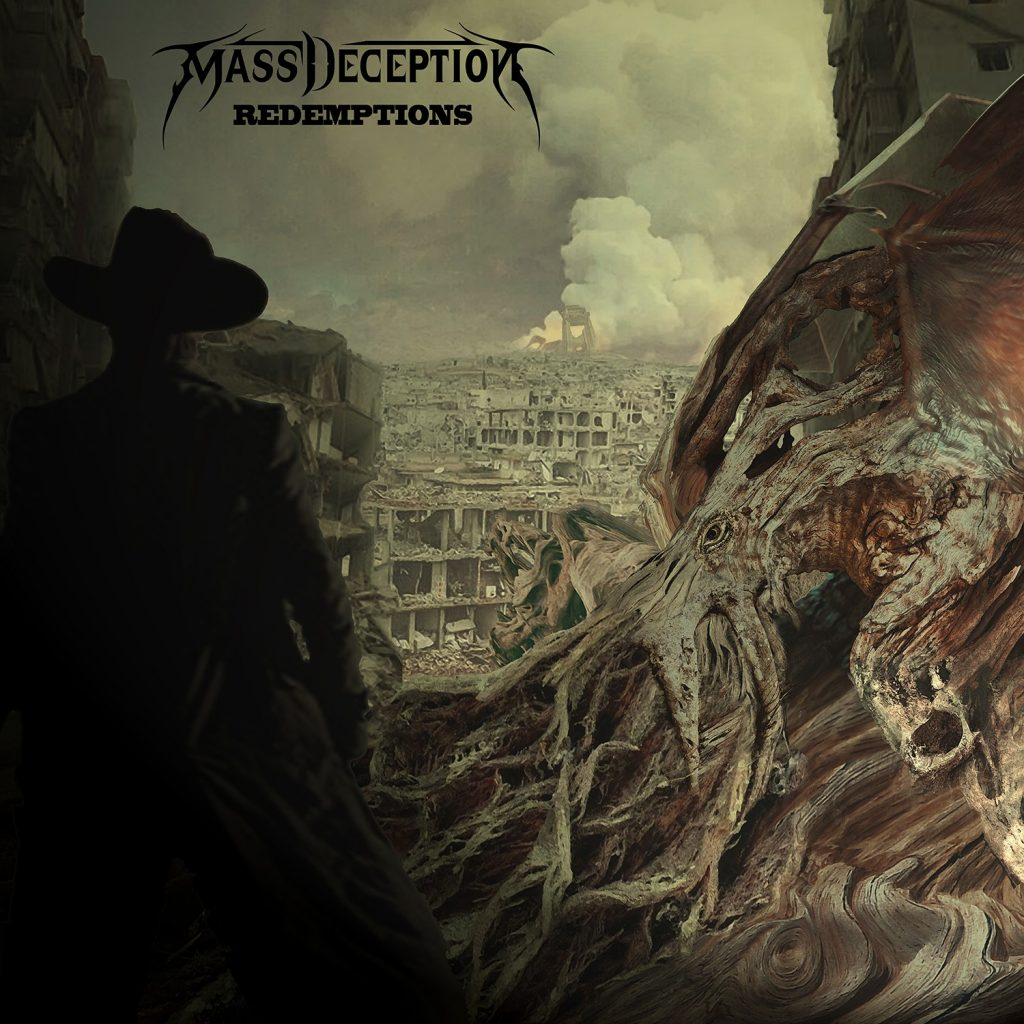 Redemptions by Mass Deception - Album Artwork