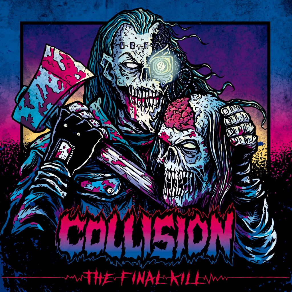 The Final Kill by Collision - Album Artwork